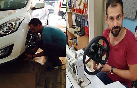 Otomobil Tavan Döşemesi Temizliği - Bülent Fikir Oto Döşeme